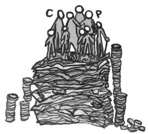 Members' economic participation